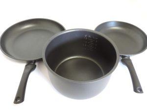 Utensilios para cocina de teflón
